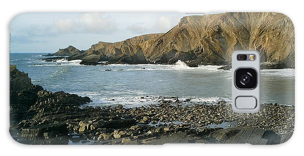 North Devon - Hartland Quay Galaxy Case