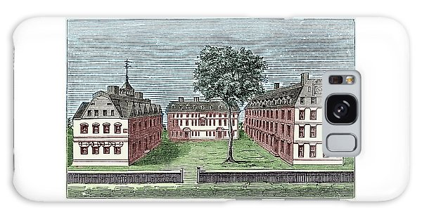 Harvard College - 1720 Galaxy Case