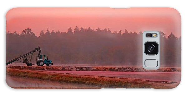 Harvest Morning Galaxy Case