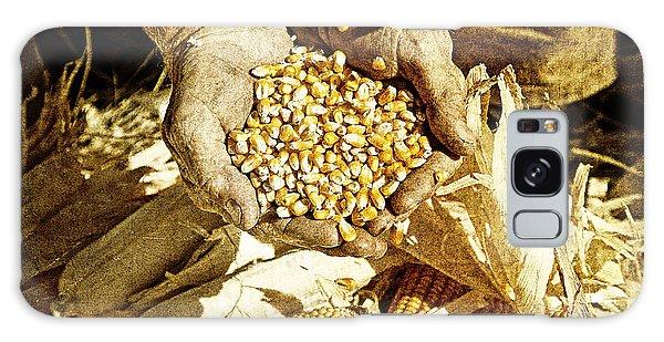 Harvest Of Plenty Galaxy Case