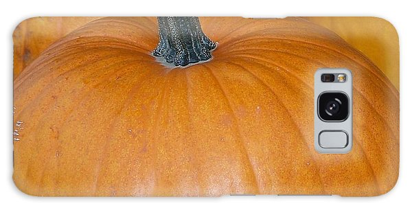 Harvest Pumpkins Galaxy Case by Chalet Roome-Rigdon