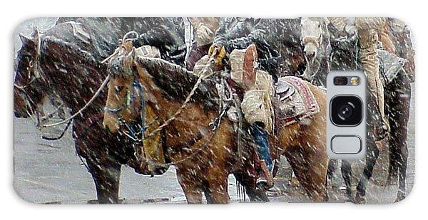 Hashknife Pony Express Galaxy Case