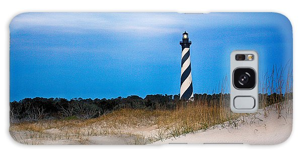 Hatteras Morning Light Galaxy Case by Tony Cooper