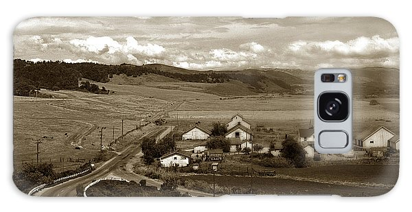 Hatton Ranch Carmel Valley From Highway One California  1940 Galaxy Case