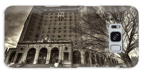 Haunted Baker Hotel Galaxy Case