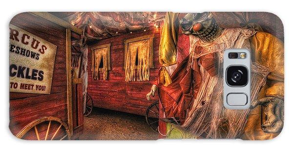 Haunted Circus Galaxy Case