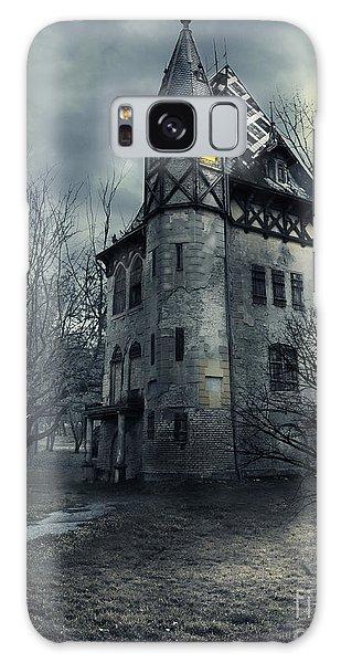 Nightmare Galaxy Case - Haunted House by Jelena Jovanovic
