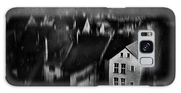 House Galaxy Case - Haunted House by Samanta Krivec