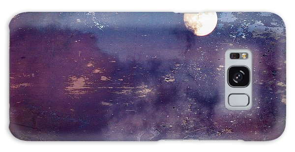 Haunted Moon Galaxy Case
