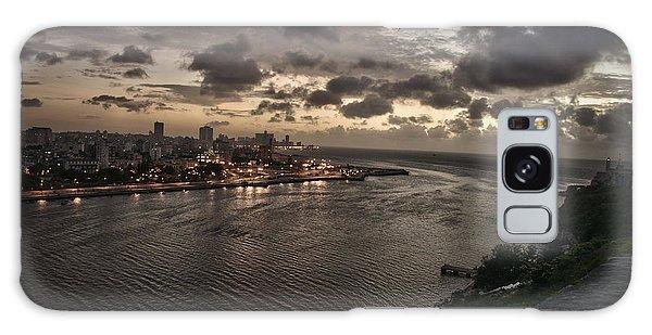 Havana Sunset Galaxy Case
