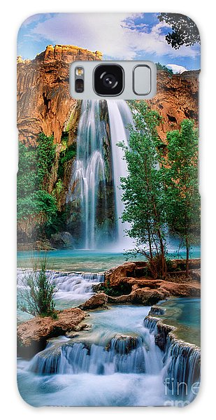 Environments Galaxy Case - Havasu Cascades by Inge Johnsson