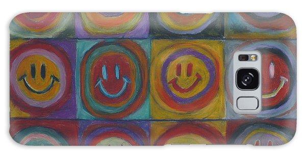 Have A Nice Day Mr Kandinsky Galaxy Case