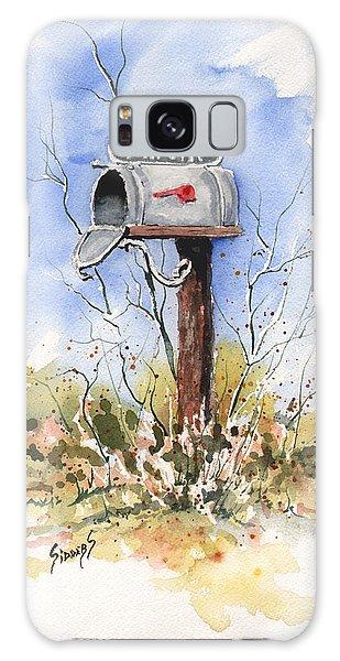 Havlik's Mailbox Galaxy Case