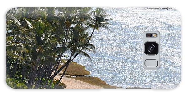 Hawaii Shores Galaxy Case