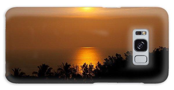 Hawaiian Dream Galaxy Case by Sabine Edrissi