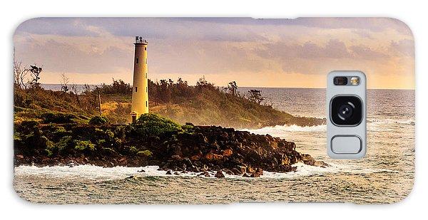 Hawaiian Lighthouse Galaxy Case