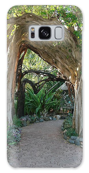 Hawaiian Pathway Galaxy Case