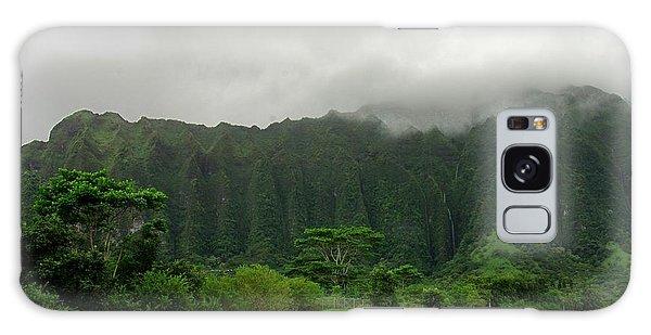Hawaiian Rain Forest Galaxy Case