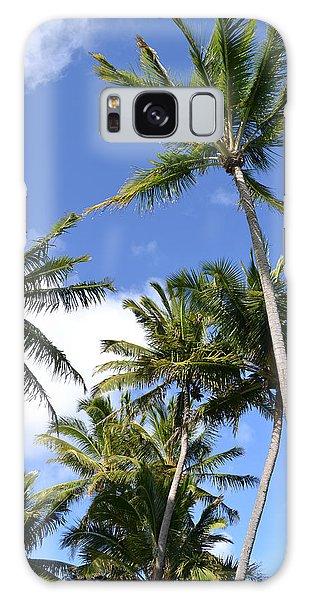 Hawaiian Skies Galaxy Case by Lehua Pekelo-Stearns