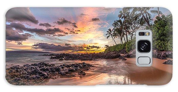Hawaiian Sunset Wonder Galaxy Case