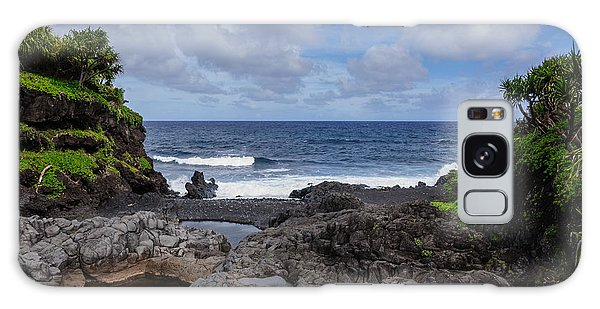 Hawaiian Surf Galaxy Case
