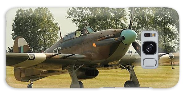 Hawker Hurricane Taxing Galaxy Case