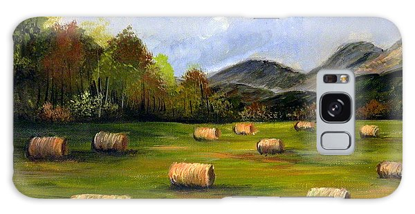 Hay Bales In Wv Galaxy Case