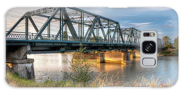 Hdr - Lincoln Ave. Bridge Galaxy Case