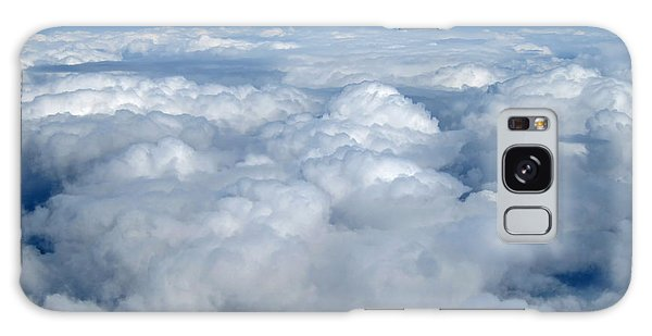 Head In The Clouds Art Prints Galaxy Case