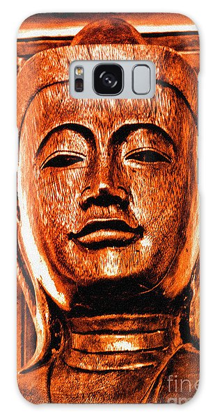 Head Of The Buddha Galaxy Case