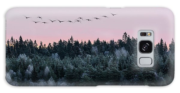 Sweden Galaxy Case - Heading South by Bjorn Emanuelson