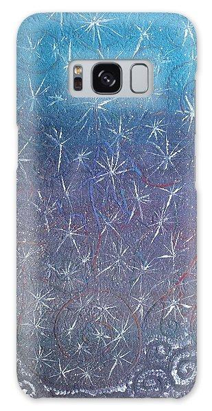 Galaxy Case - Wealth Magnet by Joanna Pilatowicz