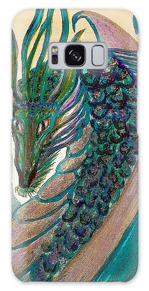 Healing Dragon Galaxy Case