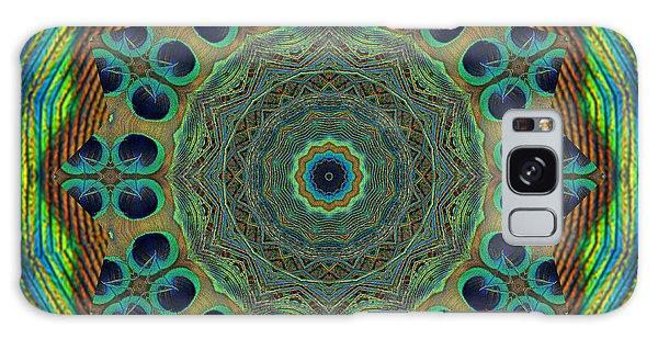 Healing Mandala 19 Galaxy Case