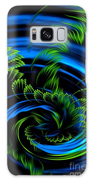 Healing Vortex - Abstract Spiritual Art By Giada Rossi Galaxy Case