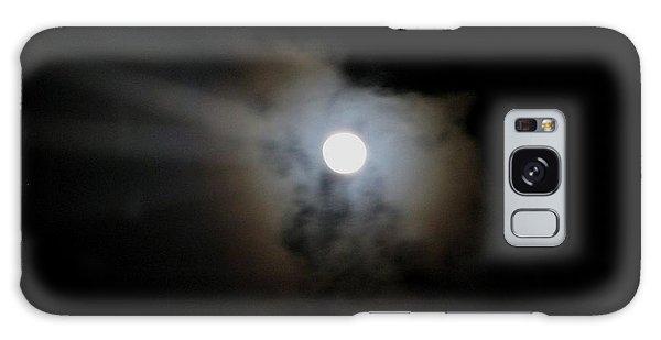 Heart Moon Galaxy Case