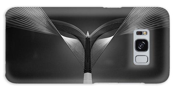 Landmark Galaxy Case - Heart Of Steel by Ahmed Thabet