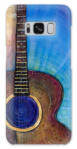 Heart Song Galaxy Case by Tanielle Childers
