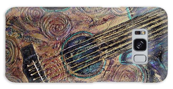 Heart Strings Galaxy Case