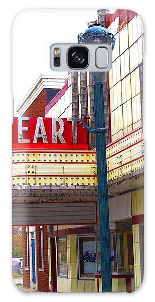 Heart Theatre Effingham Illinois  Galaxy Case