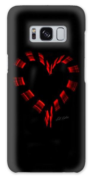 Heartbeat Galaxy Case