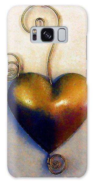 Heartswirls Galaxy Case by RC deWinter