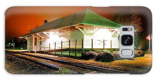 Heath Springs Depot Galaxy Case