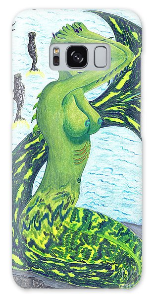 Heaven And The Sea. Galaxy Case by Kenneth Clarke