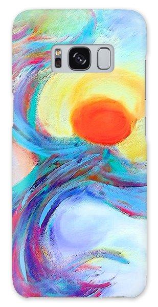 Heaven Sent Digital Art Painting Galaxy Case