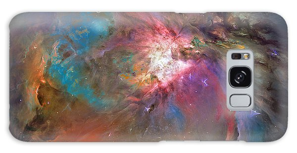 Heavenly Activity  Galaxy Case