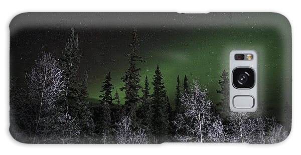Heavenly Lights Galaxy Case