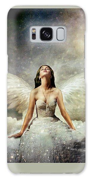 Heavenly Galaxy Case by Linda Lees