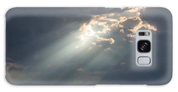 Heavenly Rays Galaxy Case