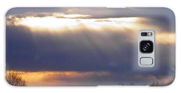 Heavenly Sunset Galaxy Case